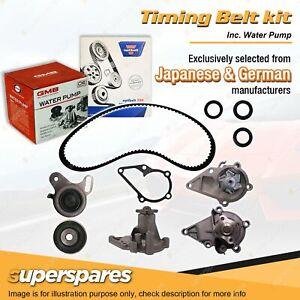 Superspares Timing Belt Kit Inc Water Pump for Kia Rio JB 1.6L 1.4L 4cyl DOHC