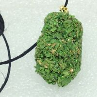 Fake Gag Gift Handcrafted Bud Pendant Necklace C