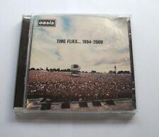 OASIS - TIME FLIES... 1994 - 2009 - 2 X CD ALBUM - 28 tracks - EX CONDITION