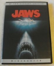Jaws - Steven Spielberg (2 DVD Set, 2005, Widescreen) 30th Anniversary Edition