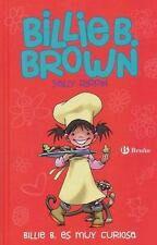 Billie B. Es Muy Curiosa- Billie B. Brown: The Extra-Special HelperThe-ExLibrary