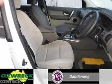 2007 FORD TERRITORY SY 5 SEAT CLOTH INTERIOR + DOOR TRIMS.