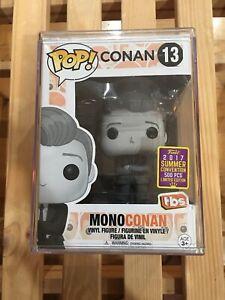 Rare Funko Mono Conan 13 Pop 2017 Limited Convention Exclusive 500 PCS W/ Stack