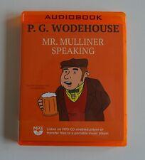 Mr Mulliner Speaking: P.G. Wodehouse - Unabridged AudioBook - MP3CD