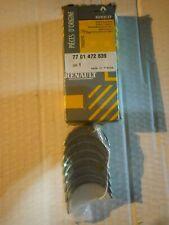 JEU DE COQUILLES DE BIELLES RENAULT CLIO I ET II KANGOO MOT D4F D7F 7701472839