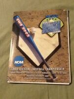 2002 College World Series Program Omaha CWS Texas Longhorns Champions