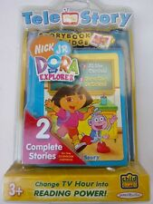 Dora the Explorer Tele Story Storybook Cartridge AA