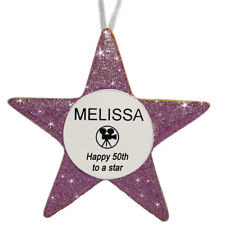 Hollywood Style Personalised Star - Any Message by Truly for You