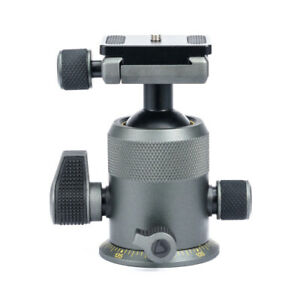 VANGUARD ALTA BH-300 MULTI-ACTION BALL HEAD - RATED AT 66LB/30KG (Open Box)