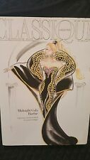 Classique Collection Midnight Gala Barbie In Black 1995 NEW IN BOX