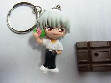 Evangelion Prize Key-chain Kaworu Nagisa Valentine's Day version