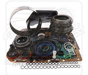 Fits Chevy 4L60E Transmission Master Overhaul Rebuild Kit 1993-96 Level 2