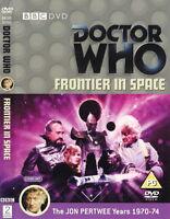 Doctor Who - Frontier in Space (2 Disco Edizione Speciale) Condizioni Perfette