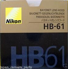 Nikon HB-61 Lens Hood for AF-S DX Micro 40mm F2.8G Lens Nikon China