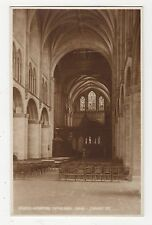 Hereford Cathedral Nave, Judges 24239 Postcard, A880