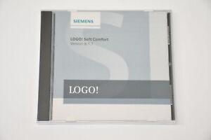 Siemens LOGO! Software Soft Comfort Version 8.1.1 6ED1058-0BA08-0YA1
