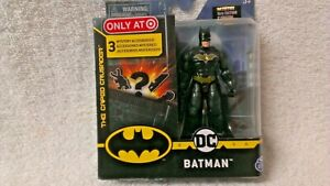 """Spin Master DC The Caped Crusader Creature Chaos Batman 4"""" Target Exc 1st Ed"""