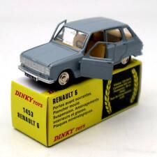 Atlas 1:43 Dinky toys ref 1453 Renault 6 / R6 phase II Diecast Models