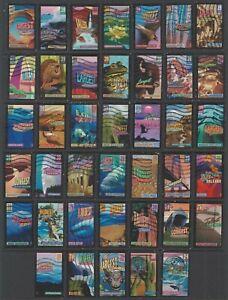 Wonders of America, Scott# 4033-72, complete set used.