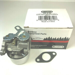Oregon 50-640 Carburetor for Tecumseh 640084B LH1955P HSK50 HSK40
