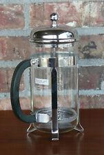 Bodum Chambord French Press 32 oz. Coffee Maker Chrome & Glass ~ Pre-Owned