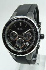 DKNY Uhr Uhren Herrenuhr Armbanduhren Chrono NY1468 WOW