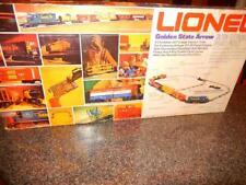 MPC TRAIN SET -1388- LIONEL GOLDEN STATE ARROW SET -  BOXED- EXC