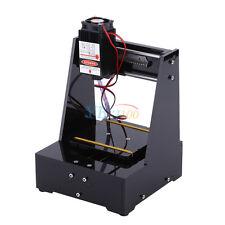 2000MW USB DIY Laser Engraving Machine Cutting Printer Engraver Cutter Nice Gift