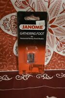 Gathering Foot #200315007 Janome For Horizontal Rotary Hook Models