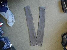 "River Island Skinny Jeans Size 8 Leg 32"" Black Faded Ladies Jeans"