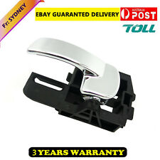 LEFT DOOR HANDLE INNER Fit for NISSAN DUALIS J10 2007 - 2014 FRONT or REAR AU