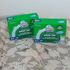 Scrubbing Bubbles  Drop-Ins Toilet Cleaning Tablet 1 ea (Pack of 2)