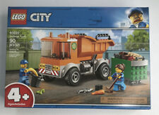 Lego City 60220 Garbage Truck 90 Pieces Construction Building Toy Vehicles
