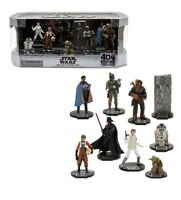 Disney Star Wars The Empire Strikes Back Deluxe Figure Play Set 40th Anniversary