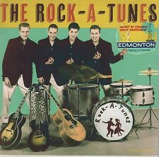 ROCKABILLY EP: THE ROCK-A-TUNES - KILLER CANADIAN 50's ROCKERS!