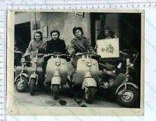 539/i1 FOTO  VESPA ANNI 50 RIVOLI TORINO PIAGGIO LAMBRETTA