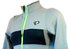 Pearl Izumi ELITE Thermal LS Cycling Jersey, Grey, Men's Large