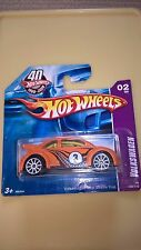 Hot Wheels VW Bug Volkswagen New Beetle Cup Number 02 Dated 2007 Mint on Card