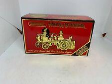 Matchbox Yesteryear Ys-43 1905 Busch Self Propelled Fire Engine