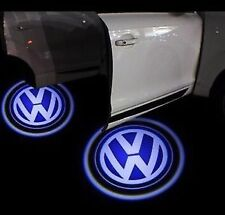 Kit Luci Cortesia Logo Volkswagen Polo Golf sottoporta Led Proiettore 5W 12V **