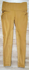 Spanx Womens Leggings Size Small Ready To Wow Brown