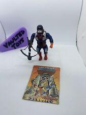 Dragstor 1986 He-Man MOTU Masters of the Universe Mattel Vintage