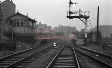 PHOTO  OLD FORD RAILWAY STATION VIEW OF THE NORTH LONDON RAILWAY STATION 10/11/5