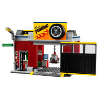 LEGO City Car Mechanic Repair Garage Vehicle Service Centre Tuning Workshop Gift