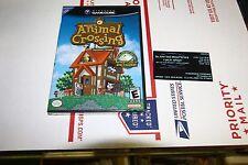 Animal Crossing Nintendo GameCube ORIGINAL BLACK LABEL FACTORY-SEALED! RARE!