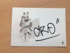 Cro Autogrammkarte orig. signiert +2390