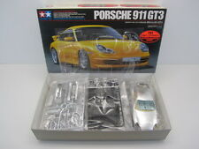 kit 1:24 PORSCHE 911 GT3 [TAMIYA 89596] METAL PLATED BODY, SPECIAL EDITION SLOT