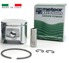 Meteor piston kit for Husqvarna 371, 372, 372XP 50mm with rings made in Italy