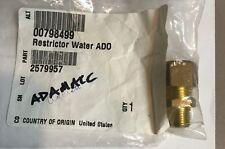 (798499) Adamatic Restrictor Water