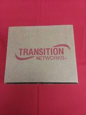 Transition Networks J/RS232-CF-01 Fiber Media Converter